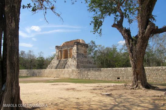 Ruínas Maias – Chichén Itzá